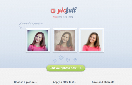 Picfull ou comment donner le look Instagram à vos photos! | Actualités - Nouveaux sites web & outils ! | Scoop.it