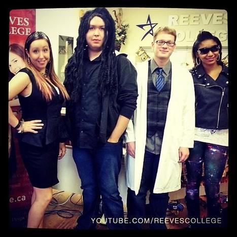 November 4, 2013 Reeves College Instagram Updates | Reeves College in Alberta Canada | Scoop.it