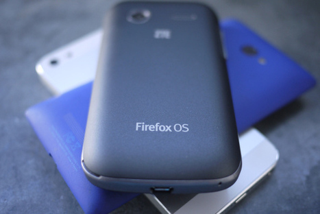 The first Firefox phone is cheap, simple, & totally democratic [hands-on] | Ken's Odds & Ends | Scoop.it