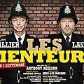Les Menteurs au théâtre de la Porte Saint Martin - Lutetia : une aventurière à Paris | Paris Secret et Insolite | Scoop.it