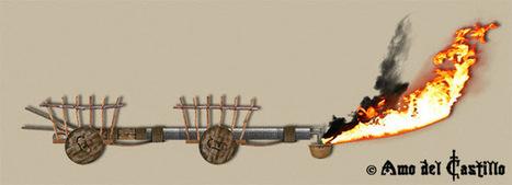 Curiosidades: el primer lanzallamas de la historia | LVDVS CHIRONIS 3.0 | Scoop.it
