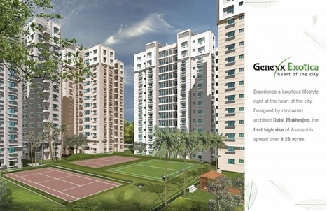 Genexx Exotica Asansol | Real Estate | Scoop.it