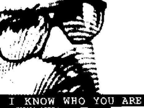 Une méthode linguistique permettant de retrouver l'identité de 80% d'utilisateurs anonymes de forums | Libertés Numériques | Scoop.it