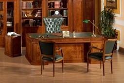 Klasik Çalışma Masası Modelleri | mobilya | Scoop.it