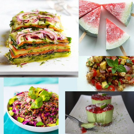 15 Summer Loving Vegan Recipes | 22 Days Nutrition Blog | My Vegan recipes | Scoop.it