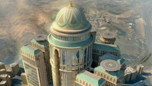 World's largest hotel coming to Mecca | AP HUMAN GEOGRAPHY DIGITAL  STUDY: MIKE BUSARELLO | Scoop.it