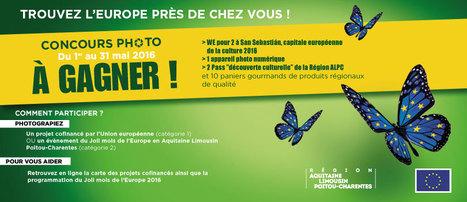 Région ALPC | Fonds européens en Aquitaine | Scoop.it