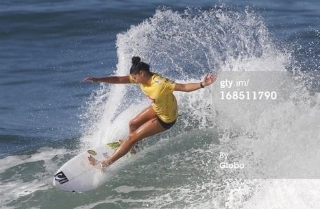Brazil - Malia Surfing WCT Billabong Pro 2013 | B.E.T Capital & Finance | Scoop.it
