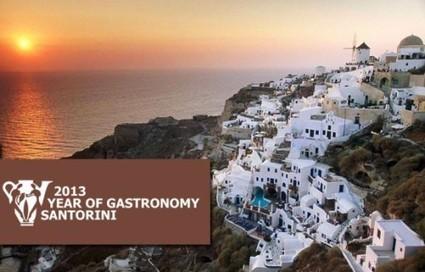 Santorini as an International Culinary Destination   Greek cuisine   Scoop.it