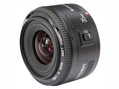 Yongnuo creates near-clone of Canon 35mm f/2 | Photography Gear News | Scoop.it
