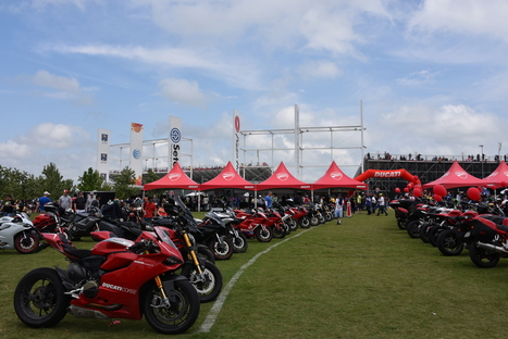 DUCATI ISLAND RETURNS TO CIRCUIT OF THE AMERICAS FOR MOTOGP WEEKEND IN AUSTIN | Ductalk Ducati News | Scoop.it