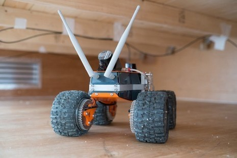 [innovation] Un robot qui isole votre plancher sans vous déranger | Immobilier 2015 | Scoop.it