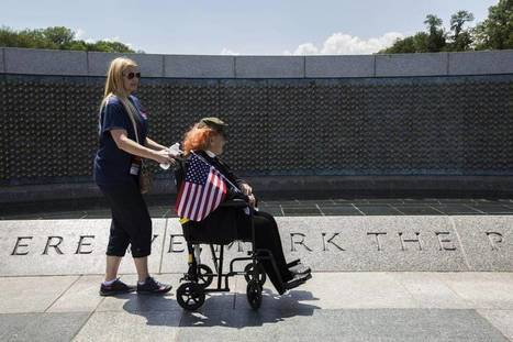 One last mission from South Florida: a visit to Washington memorials for the ... - Miami Herald | Disability News Update | Scoop.it