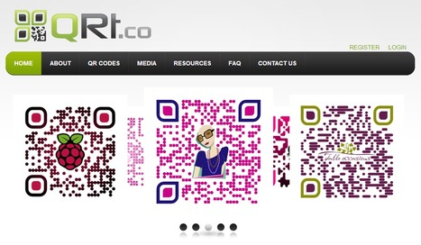 Custom QR Code Generator | SocialMediaDesign | Scoop.it