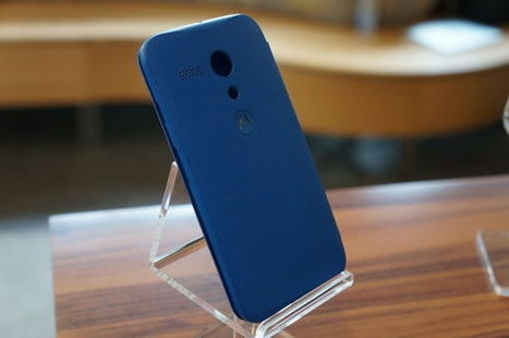 Motorola Updates Moto G and Moto X Boot Screens for Christmas | Digital-News on Scoop.it today | Scoop.it