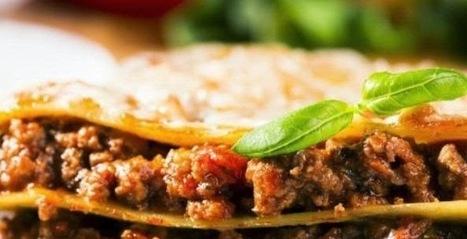 12 εκατ. κλικ η συνταγή ''Λαζάνια με κιμά'' | Social in Greece | Scoop.it