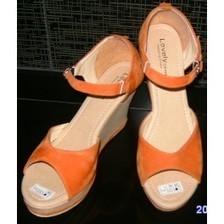 Wedges Girly Orange   bamstore.net   Scoop.it