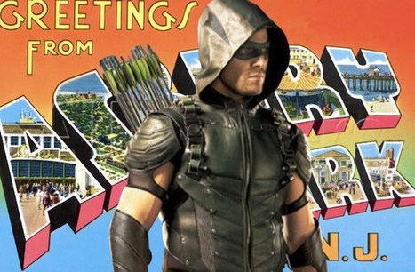 Arrow: Lost in the Flood Synopsis Released   ARROWTV   Scoop.it