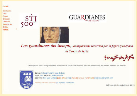 """Guardians of Time"": a haunting tour around the figure and the time of Teresa of Jesus 