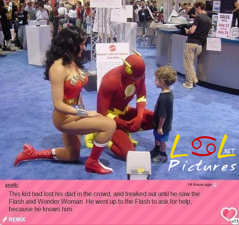 Faith in flash | Funny Pics | Funny Pictures | Funny Videos | Lol Videos | lolpictures | Scoop.it