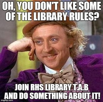 Rutland High School Library | Social media in libraries and library websites | Scoop.it