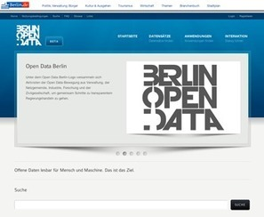 Berliner Open-Data-Strategie veröffentlicht › netzpolitik.org   Datenjournalismus   Scoop.it
