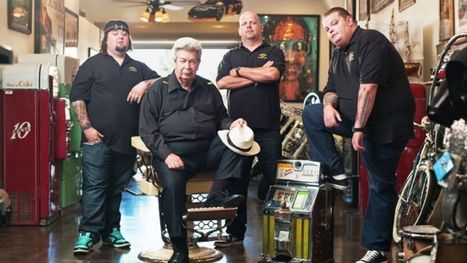 'Pawn Stars' meltdown: Shop takes in stolen coin collection | Xposed | Scoop.it