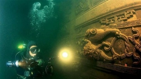 Your Next Scuba Destination Is An Entire Drowned City in China | DiverSync | Scoop.it