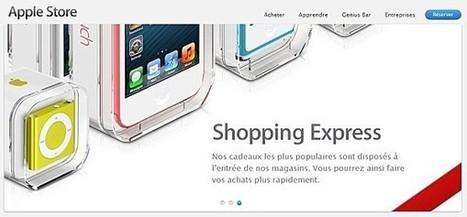 C'est simple, il suffisait de le dire et de le faire : Apple Store | Retail-distribution en veille | Scoop.it