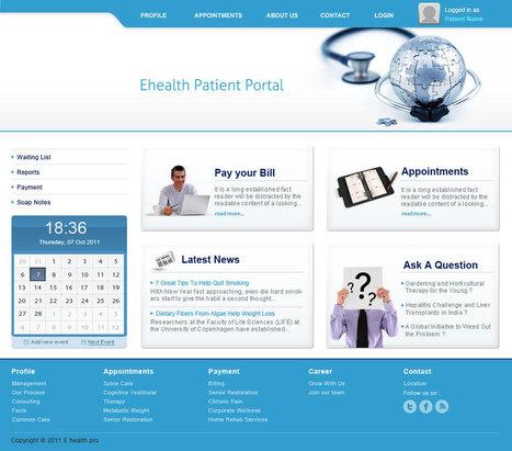 Patient Portal for Medicare - CodeWebber | Software Solutions | Scoop.it