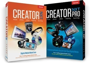 Roxio Creator NXT Family - DVD Burning - Video Editing - Photo Software | FOTOGRAFIA Y VIDEO HDSLR PHOTOGRAPHY & VIDEO | Scoop.it