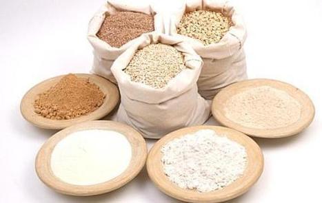 Farine forti e farine deboli: quali scegliere per il pane fatto in casa? | Alimentazione e cucina veg, ricette e consigli pratici | Scoop.it