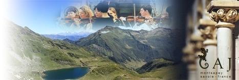 Les Arts Jaillissants - du 09 au 23 juillet 2016 | Savoie d'hier et d'aujourd'hui | Scoop.it