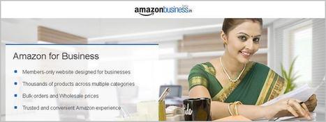 Amazon Unveils AmazonBusiness: A Wholesale Marketplace for Businesses | Web Design & Development Company India | Scoop.it