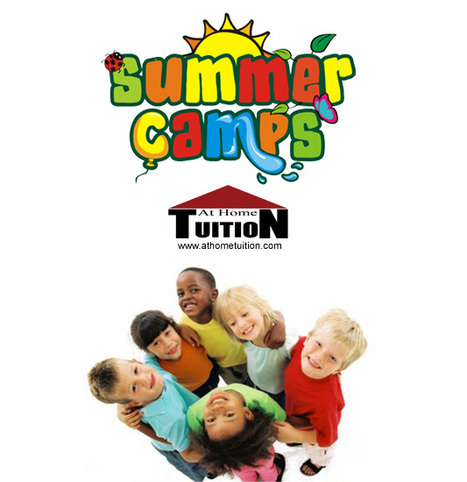 Summer Camp at Athome Tuition | Online Tutoring | Math, English, Science Tutoring | Scoop.it