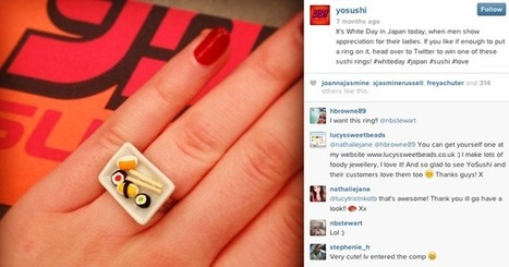 3 Brands who are Flying the Flag for Instagram | English Web | Scoop.it