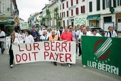 Lur Berri résiste à la pression des salariés de Spanghero | BABinfo Pays Basque | Scoop.it