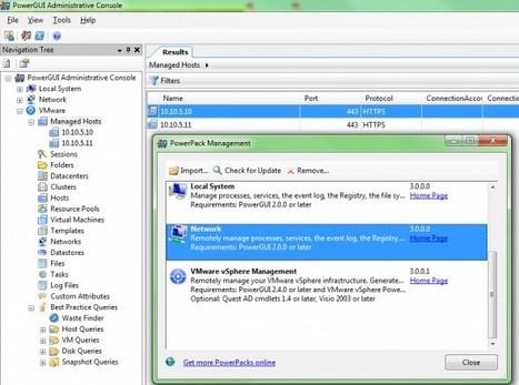PowerGUI goes v. 3.0 | LdS Innovation | Scoop.it