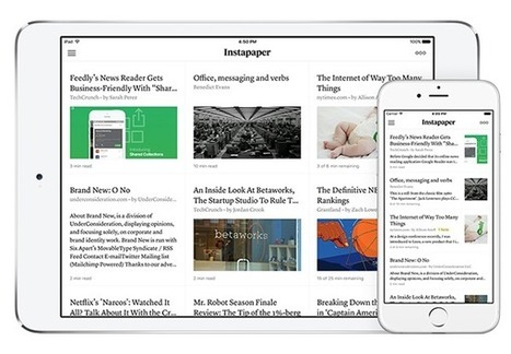 Pinterest rachète Instapaper - Blog du Modérateur | SocialWebBusiness | Scoop.it
