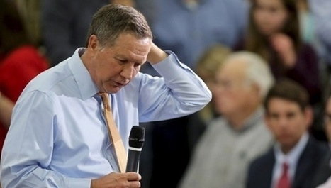 Donald Trump the Last Republican Standing as Kasich Drops Out | Global politics | Scoop.it