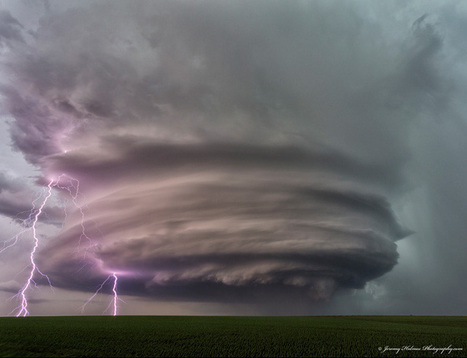 15 spectacular supercell thunderstorms (PHOTOS) | Navigate | Scoop.it