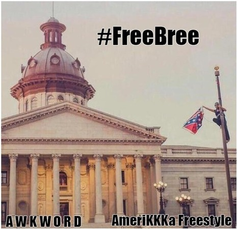 AWKWORD Drops New Freestyle 'AmeriKKKa' for Bree Newsome   AWKWORD   Important, Re AWKWORD   Scoop.it