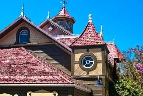 【驚奇景點】神秘鬼屋!這棟房子超詭異 - 新鮮報 - Yahoo!奇摩旅遊 | 建築 | Scoop.it