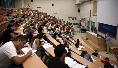 El 23% de los estudiantes repetiría la selectividad para subir su nota y el 43% señala que escoge sus estudios por vocación   Orientación Educativa - Enlaces para mi P.L.E.   Scoop.it