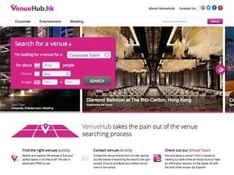 Venues - VenueHub HK | Online Shoping store & business services | Scoop.it