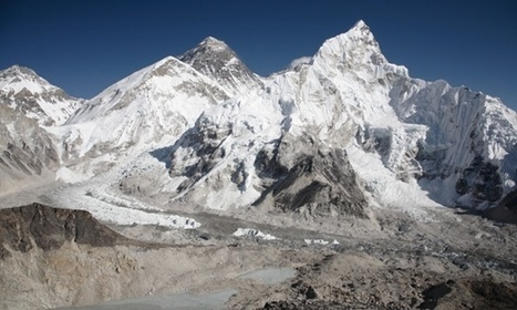 Most glaciers in Mount Everest area will disappear with climate change – study | Peer2Politics | Scoop.it