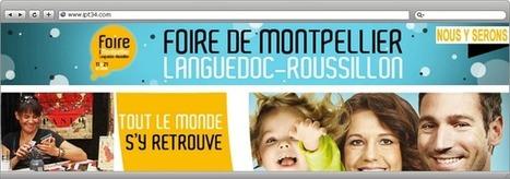 Le numérique à la Foire de Montpellier | Création de site internet Montpellier | Scoop.it