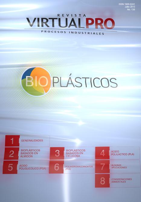 Bioplásticos :: 2013-07-01 - 1 | GESTION AMBIENTAL | Scoop.it