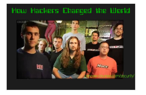 Excellent and very  interesting !! ;-) The best 5 Hacking Documentaries on YouTube (DEF CON, Anonymous etc). | #Security #InfoSec #CyberSecurity #Sécurité #CyberSécurité #CyberDefence & #DevOps #DevSecOps | Scoop.it
