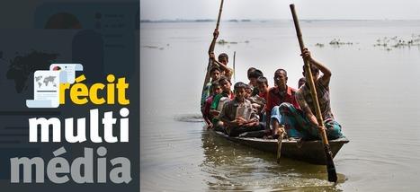 Bangladesh, quand le dérèglement climatique creuse les inégalités - récit multimédia | Enseigner l'Histoire-Géographie | Scoop.it